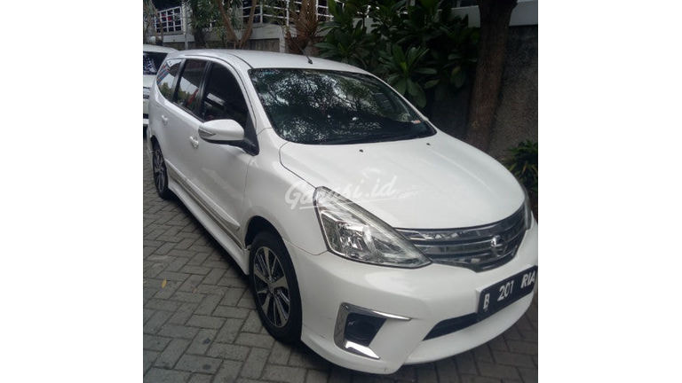 2015 Nissan Grand Livina HWS Autec - Bekas Berkualitas (preview-0)