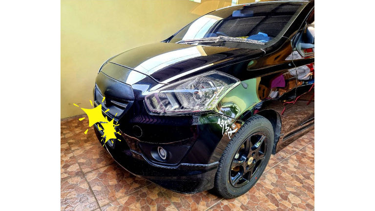 2016 Datsun Go T-Active - Istimewa Low Km (preview-0)