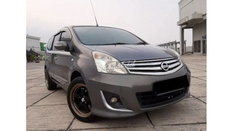 2012 Nissan Grand Livina XV - Mulus Terawat (preview-0)