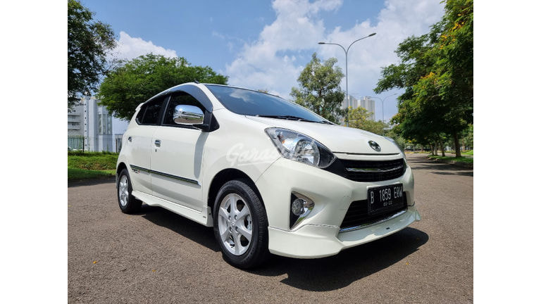 2017 Toyota Agya s trd - bergaransi (preview-0)