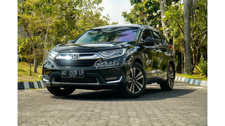 2018 Honda CR-V Turbo Prestige - Istimewa tinggal pakai (preview-0)