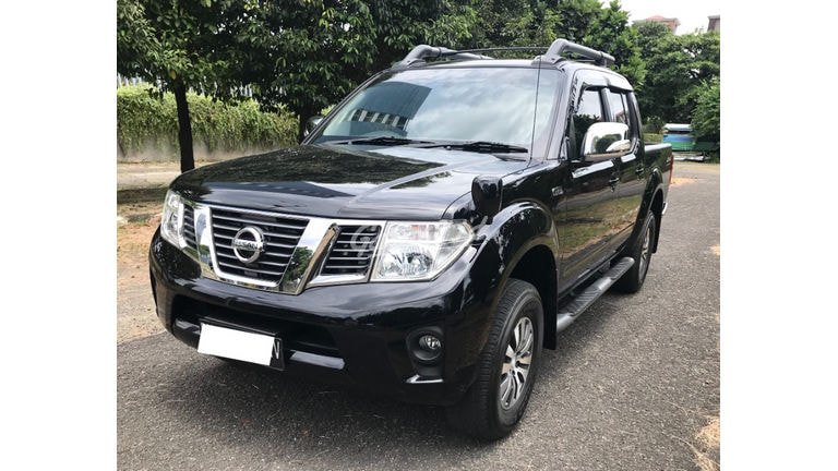 2013 Nissan Navara Double Cabin (preview-0)