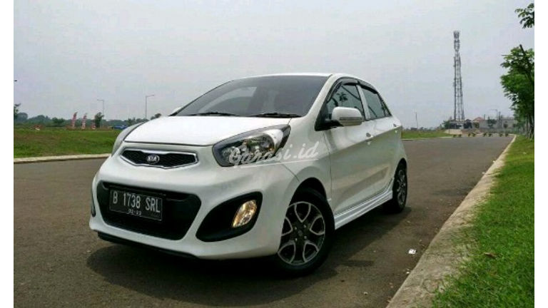 Jual Mobil Bekas 2013 Kia Picanto Se Matic Kota Tangerang 00cq996 Garasi Id