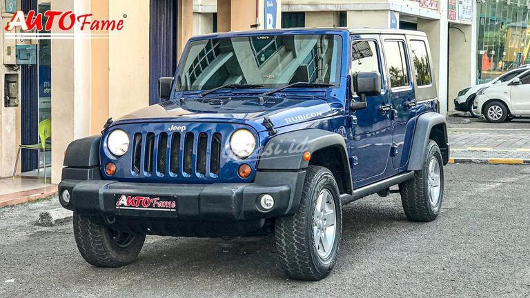 2011 Jeep Wrangler Rubicon 3.8 V6 (preview-0)
