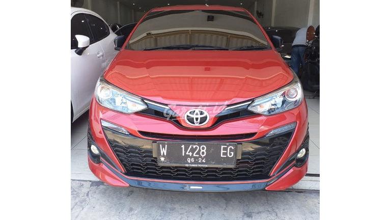 2019 Toyota Yaris S TRD Sportivo - Mobil Pilihan (preview-0)
