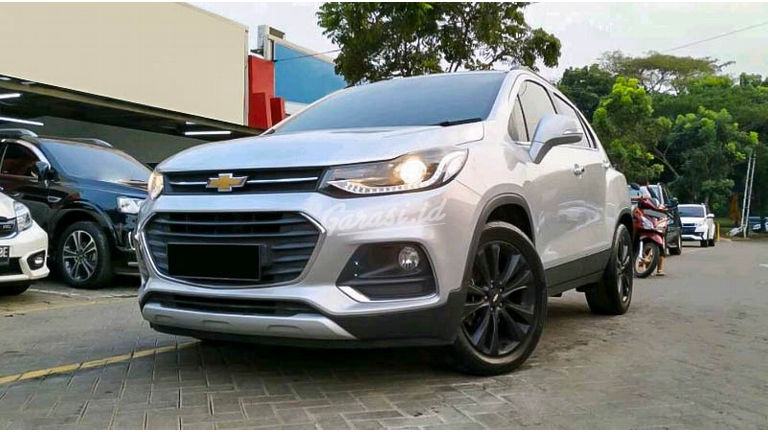 2017 Chevrolet Trax LTZ 1.5 Turbo - Mobil Pilihan (preview-0)