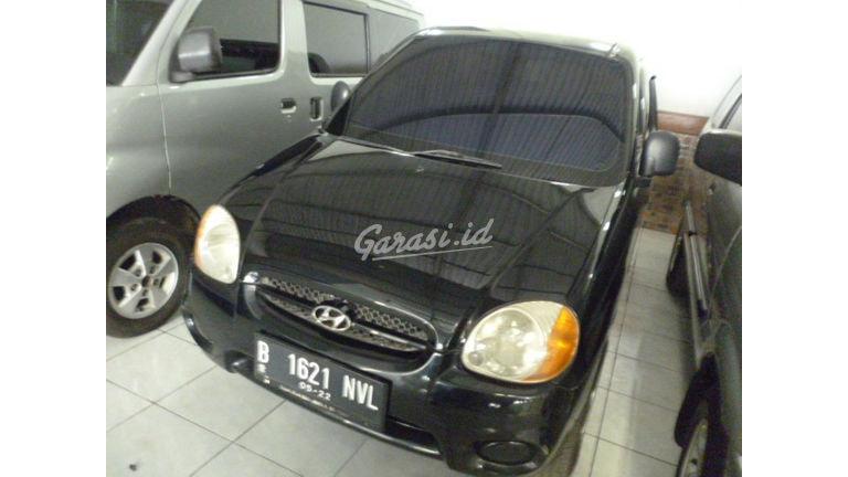2004 Hyundai Atoz - Kondisi Mulus (preview-0)