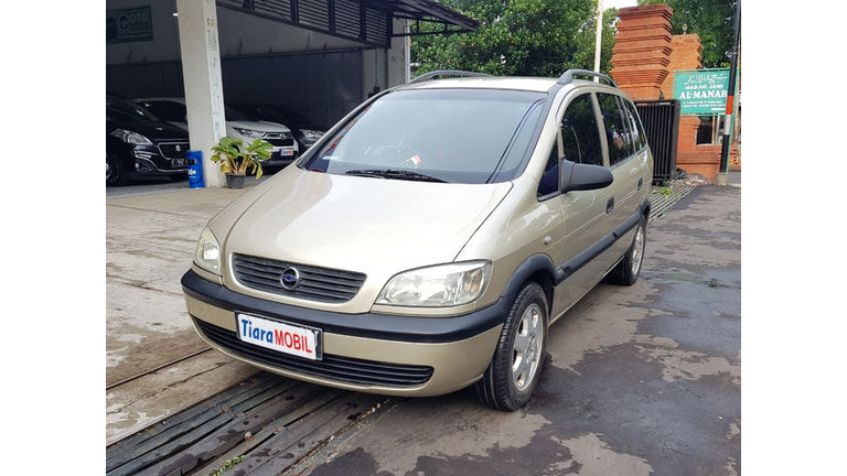 Jual Mobil Bekas 2003 Chevrolet Zafira Cd 1 8 Kota Cirebon 00le346