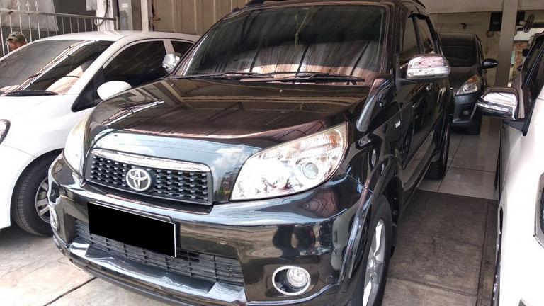 2012 Toyota Rush S - mulus terawat, kondisi OK, Tangguh (preview-0)