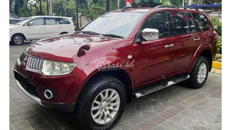 2010 Mitsubishi Pajero Sport Exceed 4x2 - Sangat Istimewa Bisa Kredit Data Dibantu (preview-0)