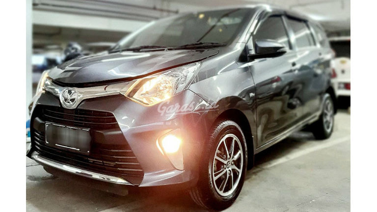 2018 Toyota Calya G - Like New (preview-0)