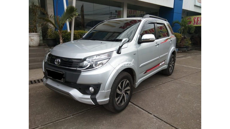 2016 Toyota Rush S TRD (preview-0)