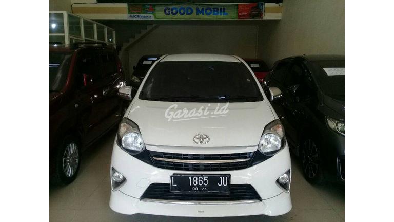 2014 Toyota Agya G TRD SPORTIVO - MURAH ORI (preview-0)