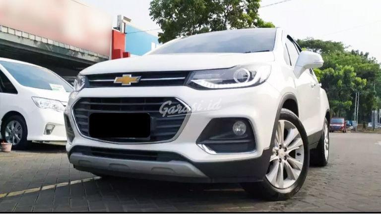 2017 Chevrolet Trax LTZ - Mobil Pilihan (preview-0)