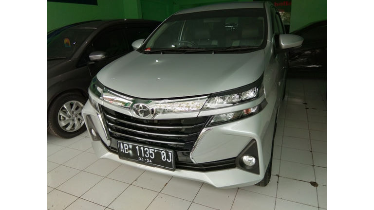 2019 Toyota Avanza G - Mulus Siap Pakai (preview-0)