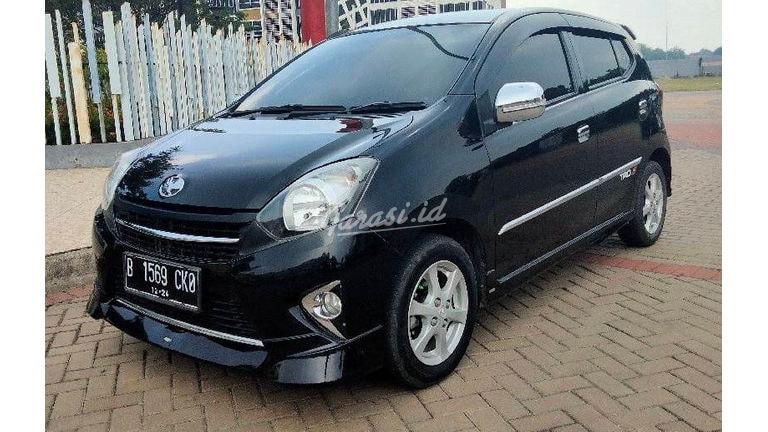2014 Toyota Agya TRD - Unit Bagus Bukan Bekas Tabrak (preview-0)