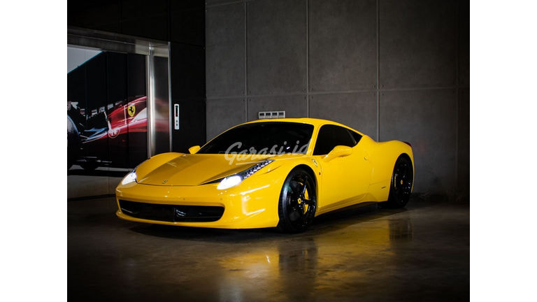 2011 Ferrari 458 Italia Coupe - TOP CONDITION (preview-0)