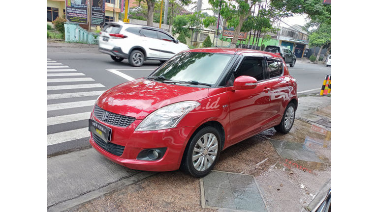 2013 Suzuki Swift GX - Istimewa (preview-0)