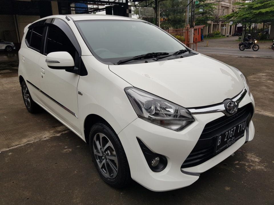 2019 Toyota Agya G - Mobil Pilihan (preview-0)