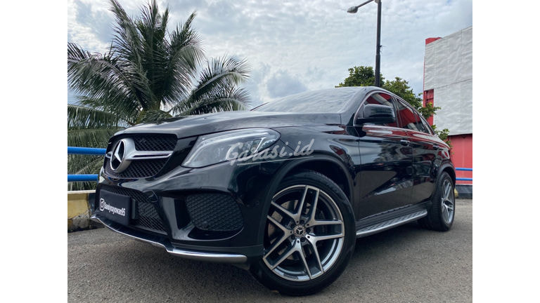 2016 Mercedes Benz GLE AMG COUPE (preview-0)