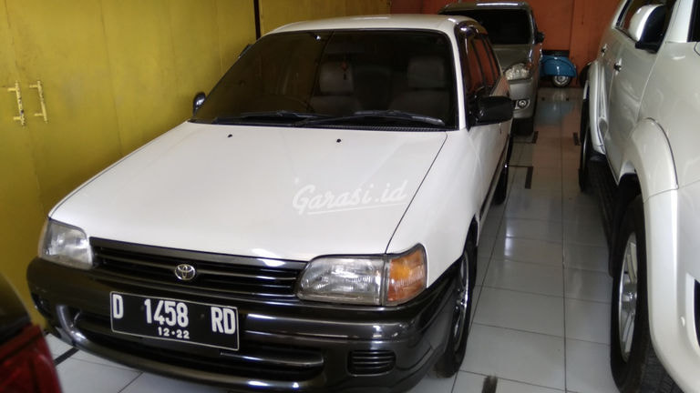 1993 Toyota Starlet 1.3 SE - Good Condition (preview-0)