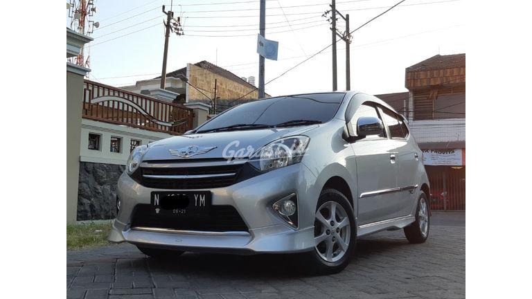 2016 Toyota Agya TRD Sportivo - Istimewa, Terawat, Siap Pakai (preview-0)