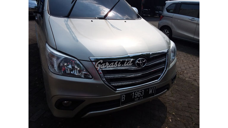 2014 Toyota Kijang Innova G - Good Condition, siap pakai (preview-0)