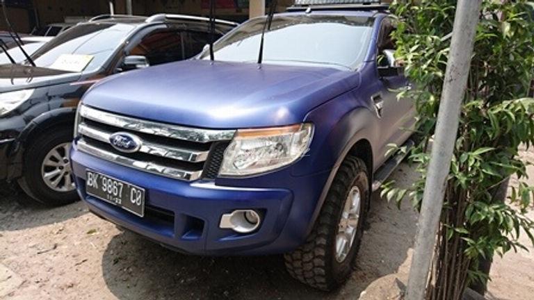 2012 Ford Ranger XLT - Siap Pakai Mulus Banget (preview-0)