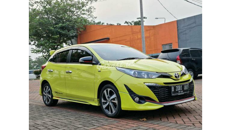 2018 Toyota Yaris TRD - Mobil Pilihan (preview-0)