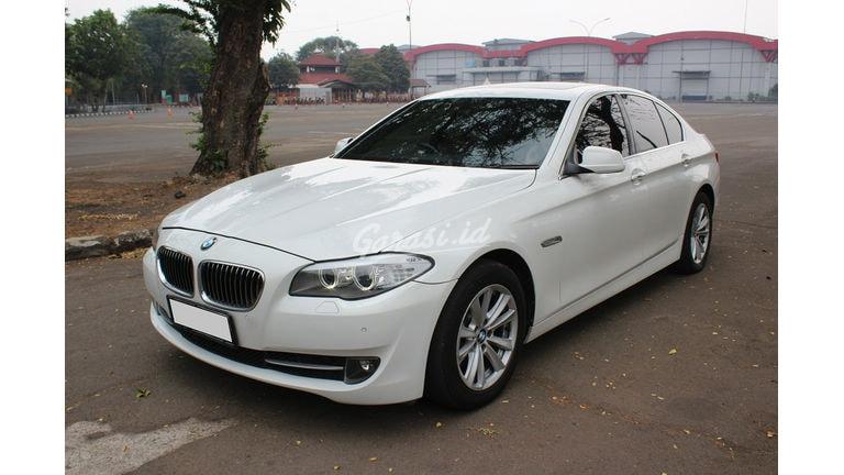 2012 BMW 5 Series 520i - SIAP PAKAI HARGA MURAH (preview-0)