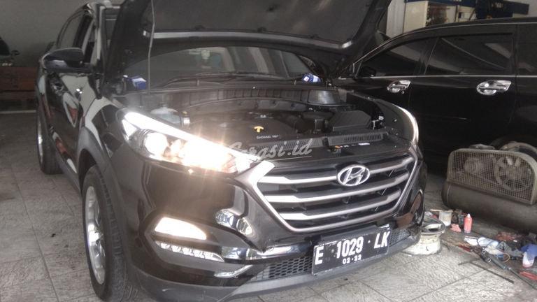 2016 Hyundai Tucson at - Kondisi Ciamik (preview-0)