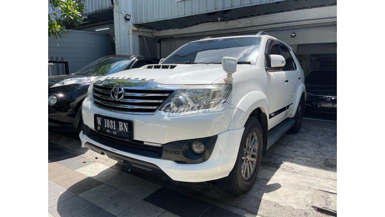 2013 Toyota Fortuner G TRD VNT (preview-0)