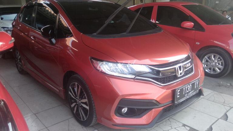 2018 Honda Jazz RS - Siap Pakai Mulus Banget (preview-0)