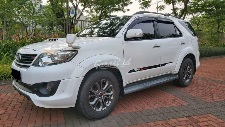 2014 Toyota Fortuner TRD vnt turbo - Terawat (preview-0)