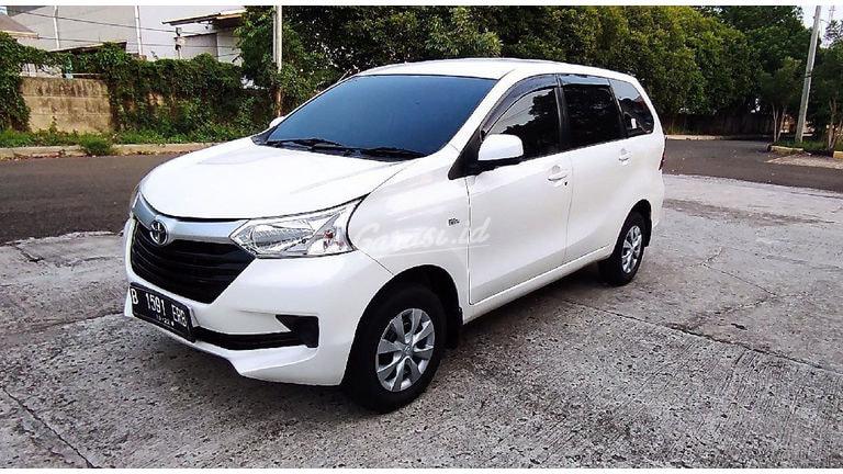 2017 Toyota Avanza E - Ktp Luar Kota Bisa Dibantu (preview-0)