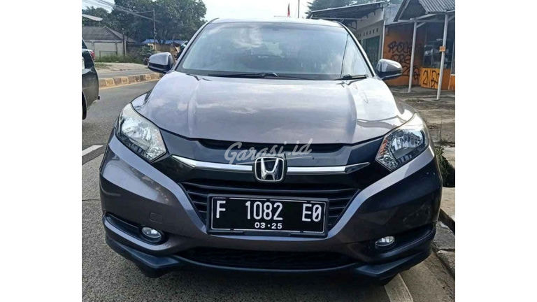 2015 Honda HR-V 1.5 (preview-0)