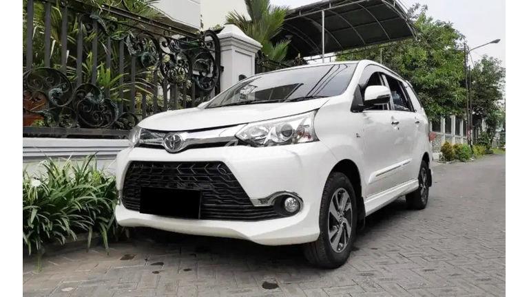 2016 Toyota Avanza Veloz - Mobil Pilihan (preview-0)
