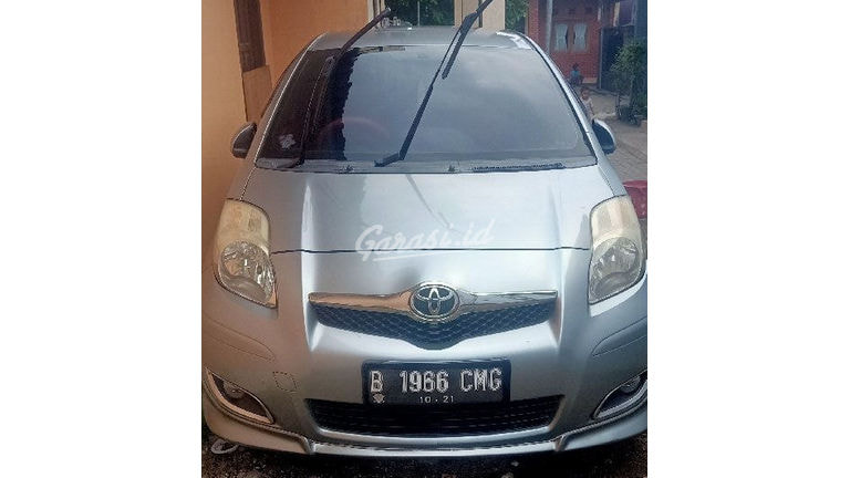 2011 Toyota Yaris S limited - Murah Berkualitas (preview-0)