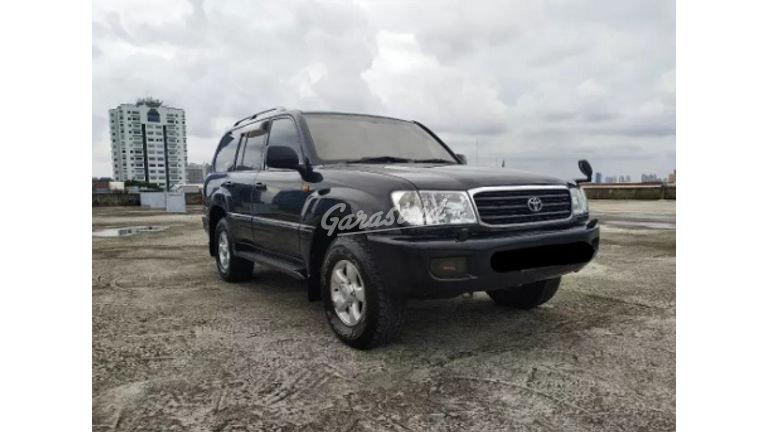 2001 Toyota Land Cruiser VX - Siap pakai (preview-0)