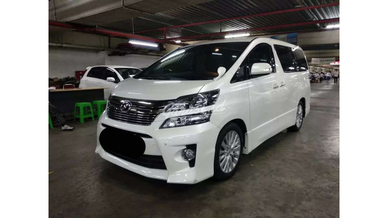 2013 Toyota Vellfire G - SIAP PAKAI! (preview-0)