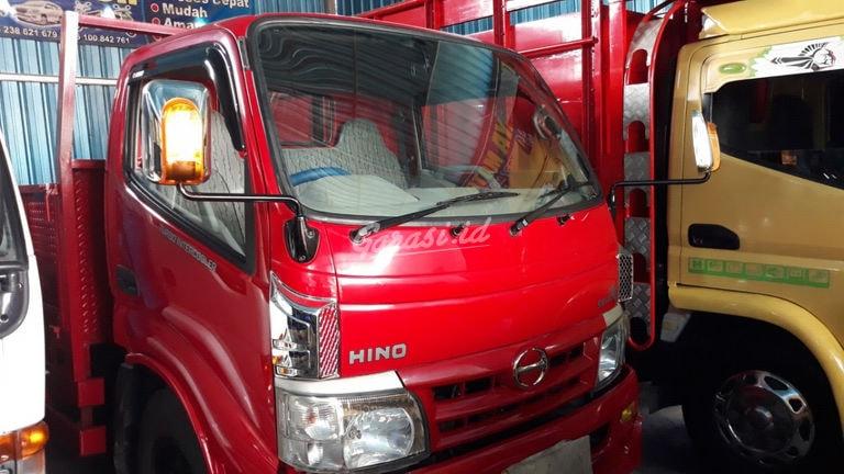 2011 Hino Dutro 110 SL LONG - Kondisi Mulus Siap Pakai (preview-0)