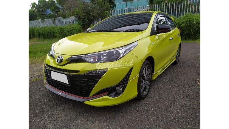 2019 Toyota Yaris S Trd - Mobil Pilihan (preview-0)