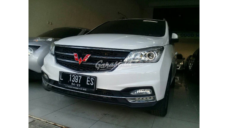2018 Wuling Cortez Lux - Mobil Pilihan (preview-0)