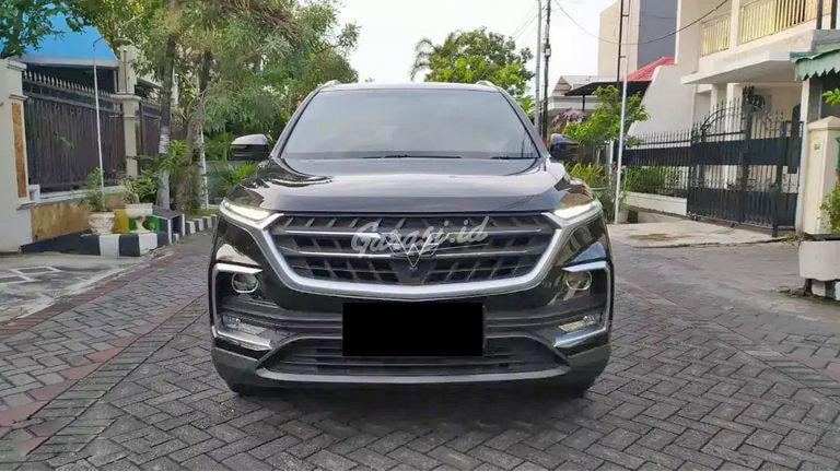 2019 Wuling Almaz Exclusive - Mobil Pilihan (preview-0)