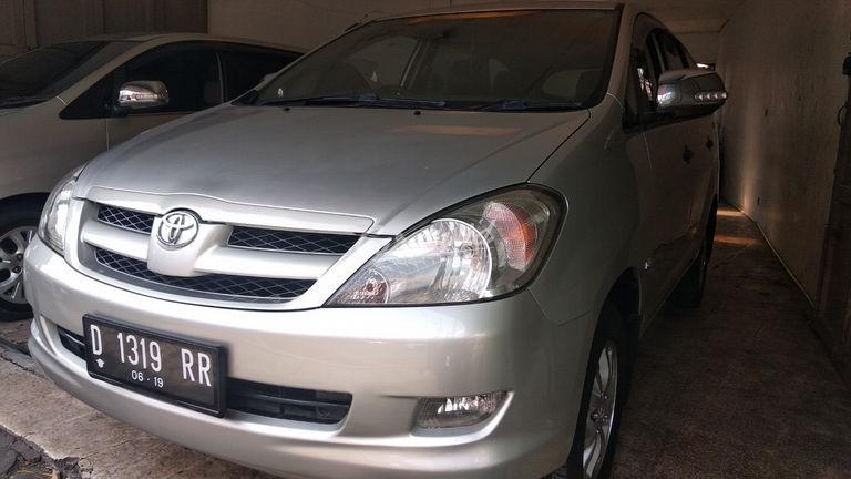2007 Toyota Kijang Innova G - mulus terawat, kondisi OK, Tangguh (preview-0)