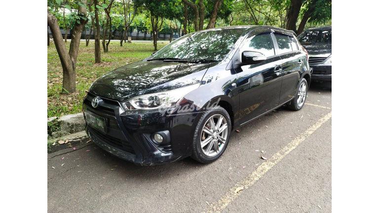 2015 Toyota Yaris G - Mobil Pilihan (preview-0)