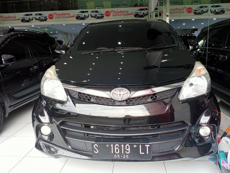 2014 Toyota Avanza Veloz - Family Car (preview-0)