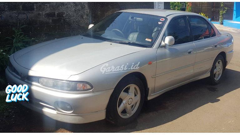1997 Mitsubishi Galant V6 DOHC - mulus low KM (preview-0)