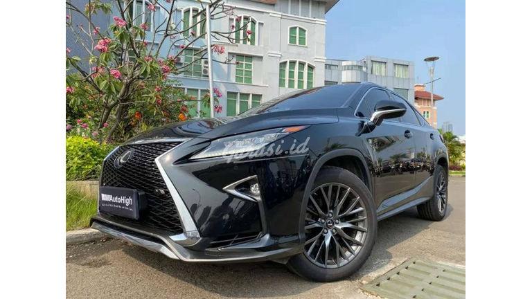 2016 Lexus RX 200T - Mobil Pilihan (preview-0)