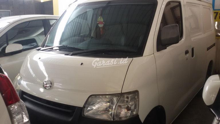 Jual Mobil Bekas 2013 Daihatsu Gran Max Blind Van Kota Bandung